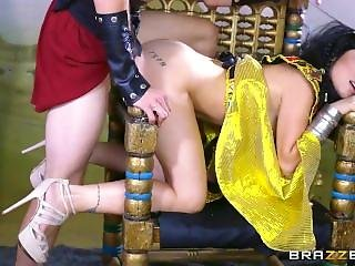 Brazzers - Egyptian Goddess Nina Ellis Loves Big Cock