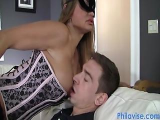 Philavise  Super Milf Claudia Valentine Dressed Up And Fucked
