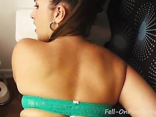 Taboo Passions: Hot Stepdaughter With Big Ass Learns To Fuck Pov