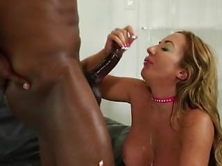 Busty Babe Richelle Ryan Loves A Huge Black Cock
