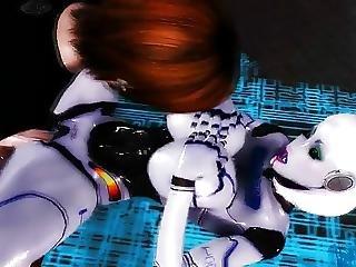 Edi 3d Hentai Sex Mass Effect
