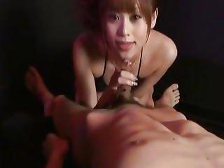 Miina Yoshihara Sucks And Rubs Stiffy Including In 69 With Skill