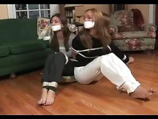 Three Bound And Gagged