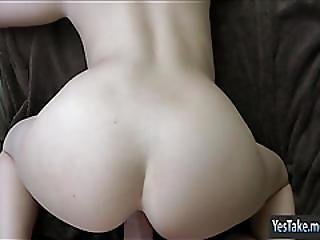 Hot Ass Amateur Girlfriend Megan Rain Anal Sex On Camera