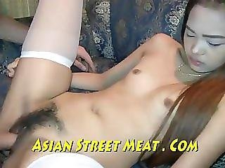 Putita japonesa de 18 años follando