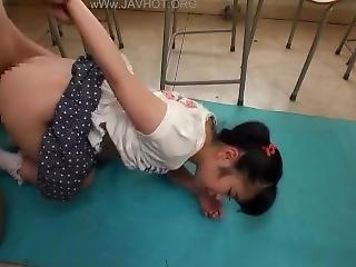 asiática, broche, ejaculação, japonesa, realidade, escola, mamas pequenas, Adolescentes