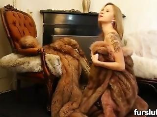 fetish, pels, lejetøj