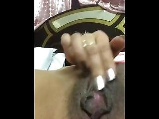 Playing With My Tight Wet Pussy