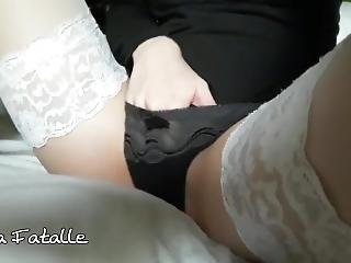 Hot Amateur Teen Caught Masturbating Dont Tell Daddy - Laura Fatalle