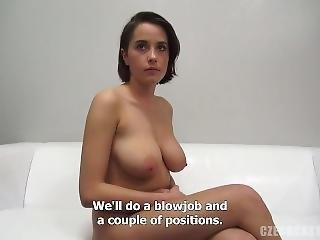 Lucie Czech Casting #9110