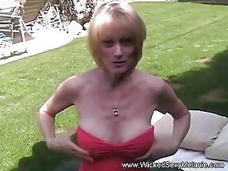 Mom Gives Interview And A Bj