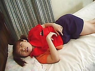 Hot Cutie Hikaru Hinata Gets Her Cunt Banged Hard From Behind