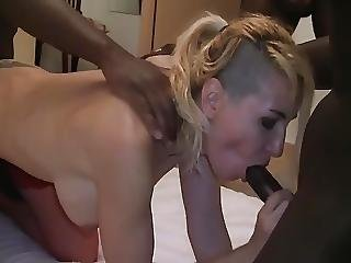 sort, gangbang, gruppesex, interracial, milf