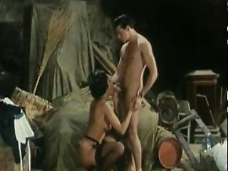 Old Style Double Pnetration Young Sexy Girl