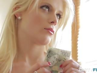 Dirty Flix - Newbie Paid For Taking A Cumshot