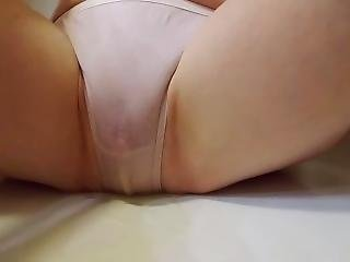 Requested, Squirting In My Panties And Stuffing Them In My Mouth And Pussy!