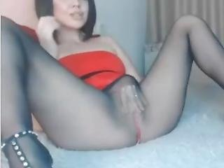 Katenka Masturbates!