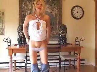 Desperate Lady Not Allowed To Relieve Herself 01