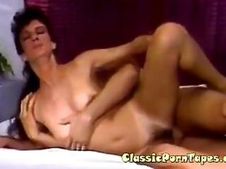 Horny Real Vintage Eighties Porno Tape