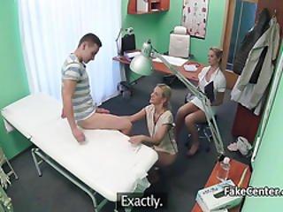 Nurse Watch Hot Couple Fucking