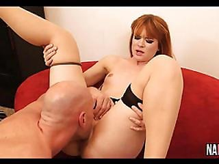 Hot Small Tits Redhead Fucked By Bosses Long Cock Claire Robbins