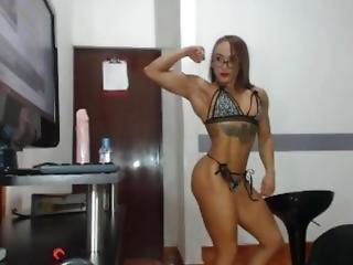 Latino Muscle Model