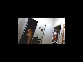 Spy My Roommate Naked