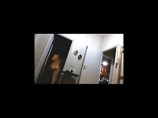 Spy My Roommate Naked