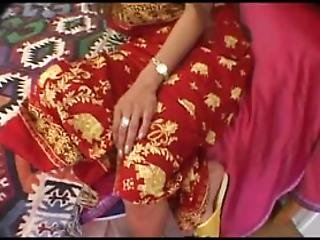 Indian Girl Having Fun With Two Cocks