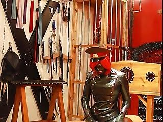 Bdsm, Facesitting, Latex, Masturbation, Military, Mistress