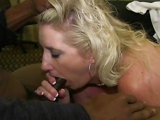 Whore Wife Suckin Bbc