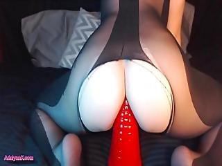 Adalynnx - Riding My Red Rockeye