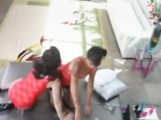 RealAsianExposed - Oriental lesbians with anal fantasy2