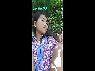 Nepali Girls Jungle Me Mangul