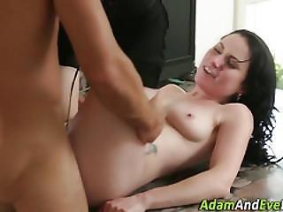 Babe, Brunette, Fingering, Hardcore, Masturbation, Oral, Pale, Tattoo