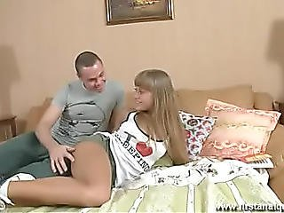 Firstanalquest.com Fearsome-threatening 1st Time Anal Creampie For An Delightful Russian Legal Age Teenager Gal