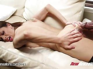 Eva Long Takes Shane Diesel In Her Ass