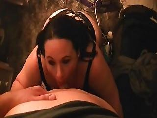 Chubby Wife High Sucking And Fucking