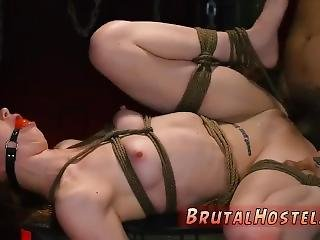 Anal Bondage Sex Slave Stupid Promiscuous Tourists Will Believe Anything!