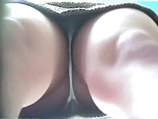 Closeup Tback Panties Pursuit
