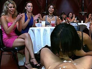 Fancy Girls Sucking And Getting Facial