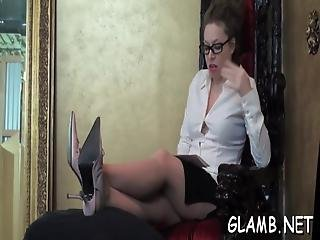 Girl Feet And Pussy Licked