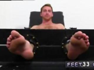 Boys legs fetish gay first time Connor