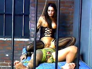 Vanessa Lane Is A Dominatrix - Scene 2 - Noose Video Productions