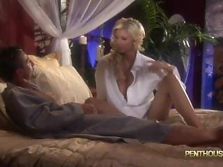 Brooke Banner Fucks A Guy And Takes His Cum On Feet