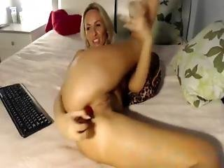 Blonde, Cam Girl, European, Horny, Natural