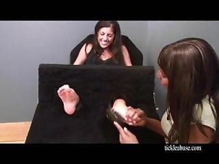 Tickling Staten Island Woman