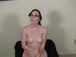 Teen Masturbating & Panty Stuffing - Home Made Porm - White Girl Pussy