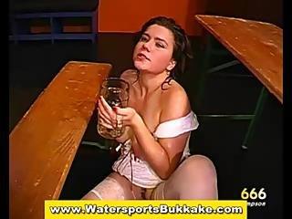 Watersports Fetish Piss Shower Slut