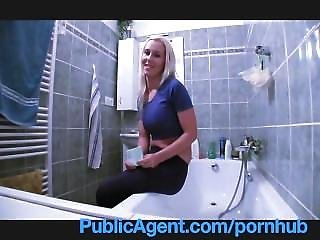 Amateur, Babe, Cage, Plumber, Pov, Public, Reality, Young